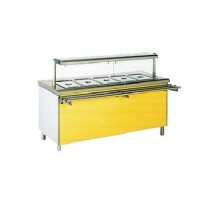 Meuble bain-marie - Self Service